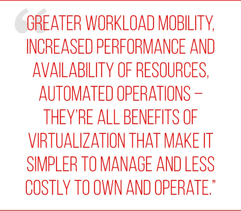 Workload mobility performance statistic